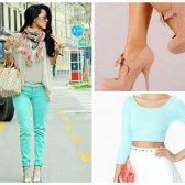 neutralen Farben in der Mode