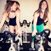 New York bekommt seine erste Studio-Combo Fahrrad-Yoga