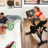Die nächste Generation von Indoor-Cycling reitet in Ihrem Wohnzimmer!