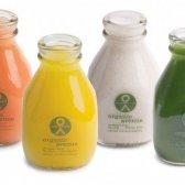 Bio-Straße seine Flaschenpfand $ 2 Glas zurückzuziehen