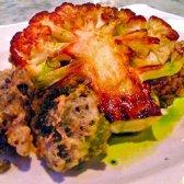 Blumenkohl-Curry Steak Chef David Burke: Rezept