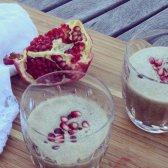 Rezept: die Tonika Granatapfel-Smoothie