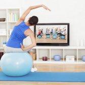 Überspringen Sie die Fitness-Studio! Sparen Sie Geld und fit zu Hause