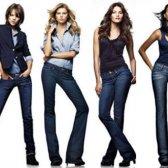 Also meine Damen, Jeans schmeicheln Ihren Körper-Typ einschließlich?