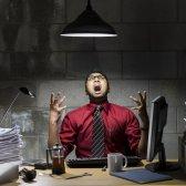 Stress-Fall! Tipps Stress zu schlagen und zu steigern Glück