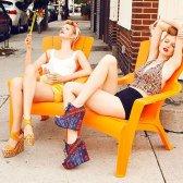 Sommerschuhe für Mädchen
