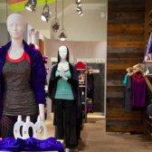Betty Schweiß Anfänge In-Store-Klassen und ein Geschäft Greenwich