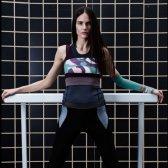 Teamgeist: Fitness ähnelt der Woche der Mode-Shows ausrichten