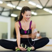 technophile Perspektiven: die Nutzung des Fitness-Anwendung verbessert, so tut Technologie