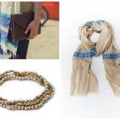 Die Kupplung (oder ein Armband oder Schal), die unglaubliche Art und Weise gibt