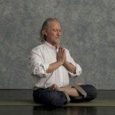 Die Reise alan Finger, ein Yoga-Meister Mastering