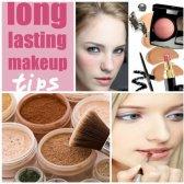 Tipps für lange Make-up im Sommer
