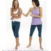 Zwei Yoga-Lehrer-Stars der Stadt verteilt ihre Matten in den SOHO Jill Platner-Shop
