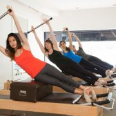 Uptown Pilates für opendowntown!