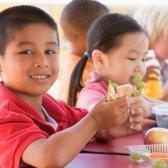 USDA Kampf Fettleibigkeit bei Kindern mit neuen Richtlinien für Schulmahlzeiten