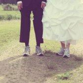 Neue Braut Kollektion von Vera Wang trifft Fitness-Enthusiasten