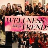Gut + 2015 Trends wohl gute Launch-Party rekapitulieren