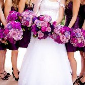 Was ist Ihre Hochzeit Farben über Sie sagen