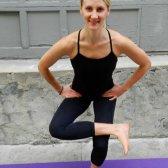 Yoga für Läufer: 3 Strecken für Ihre schwer zu erreichenden Bands