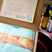 Yuzen: ein neues Beauty-Box bietet eine Vorschau des monatlichen Spa Lifestyle