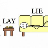 Lay vs. Lie