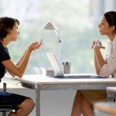 Fragen bei einem Vorstellungsgespräch zu fragen
