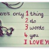 Die Proben Liebesbriefe für Freundin