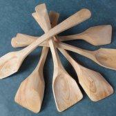 Löffel cleveren Holz