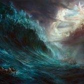 Zeus vs Poseidon
