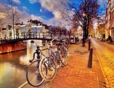 6 Die meisten Fahrrad freundliche Städte der Welt