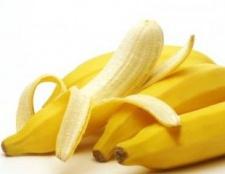 Bananen sind gut für Sie?