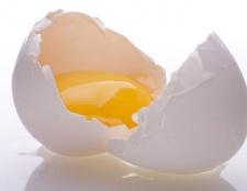 Kalorien in 3 Eier