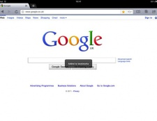 Bester Browser für iPad