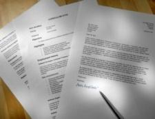 Brief für Lehrer