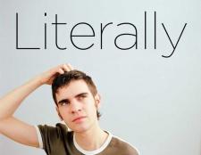 9 Wörter, die bedeuten nicht, was Sie denken