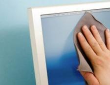Haben Sie die UN-Sauber TV-Bildschirm haben richtig durchgeführt?