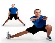 15 Inner Oberschenkel Übungen zu Hause für Männer und Frauen