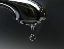 16 einfache Möglichkeiten, um Wasser zu sparen