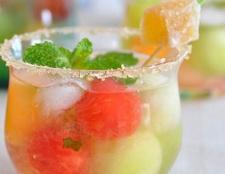 5 erfrischende Cocktails für den Sommer