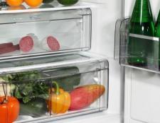 6 Schritte für einen Kühlschrank keimfrei