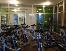 Astoria bekommt ihr erstes Studio-Radsport-Shop