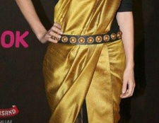 Saris Belted