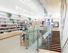 Birchbox eröffnet sein erstes Einzelhandelsgeschäft mit Optionen für gesunde Naturschönheiten