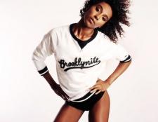 Brooklyn Stil: Puma x sophia frische sportliche Kollektion chang
