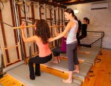 Class Action: 360 Pilates Bügelbrett