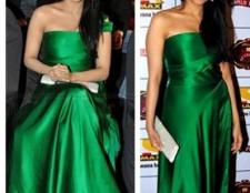 grüne Smaragd saisonal