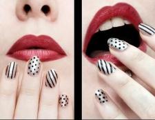 einfach und erstaunlich Nagelkunst