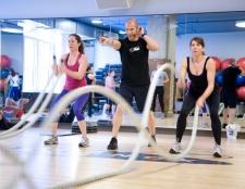 Equinox Trainer wollen Ihre Ernährungswissenschaftler zu sein, auch