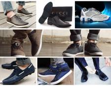 Wesentliche Schuhe alle College-Jungs müssen