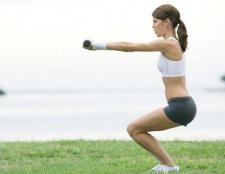 Fünf-Minuten-Workouts: plant, kurze Übungen, die Sie passen